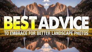 Best BEGINNER Landscape Photography ADVICE