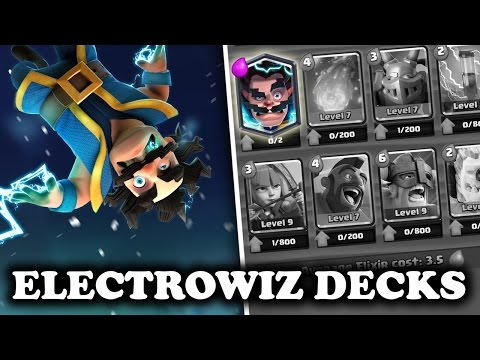 get your electro wizard august 2018