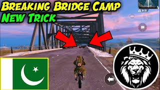 Breaking Bridge Camp With New Trick / Star Anonymous / Pubg Mobile