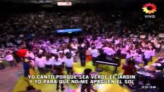 Axel  David Bisbal y Luis Fonsi   Que Canten Los Niños   YouTube