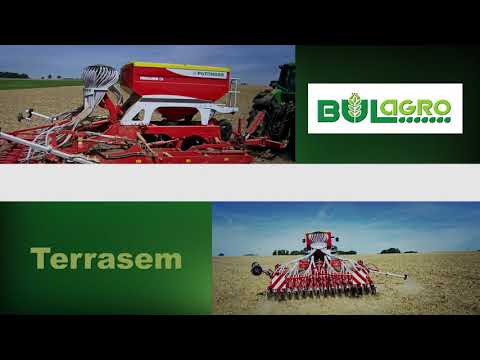 Why should you choose the mulch seeddrill TERRASEM of PÖTTINGER?