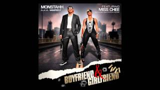 MONSTAHH aka MASTER P feat MISS CHEE Boyfriend & Girlfriend (Clean Version)