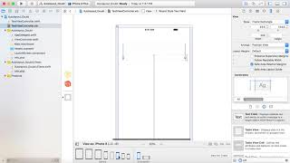 iOS Autolayout Part 6 - Dynamic Spacing, Leading, Trailing, Aspect Ratio