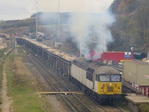 56103 hellfire clag and thrash at Peak Forest 26th October 2…