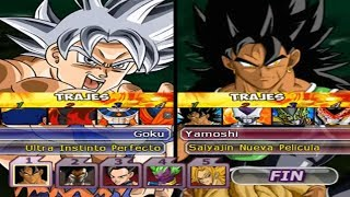DRAGON BALL Z BUDOKAI TENKAICHI 3 VERSION LATINO FINAL GAMEPLAY LOTERIA 217