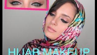 Arabic Makeup for Hijab and Headscarf wearers!