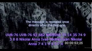 Truth about UVB 76 'The buzzer'