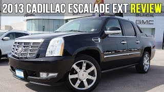 2013 Cadillac Escalade EXT | 6.2L V8, Rare Mint Condition (In-Depth Review)
