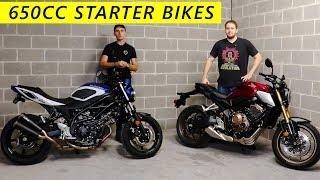 Honda CB650R vs Suzuki SV650 (Real World Test Ride!)