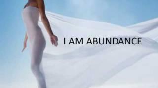 "Vision Video: ""I Am Abundance"""