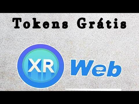 Ganhe 20 Tokens no Airdrop XR Web ! (Icobench 4.3)