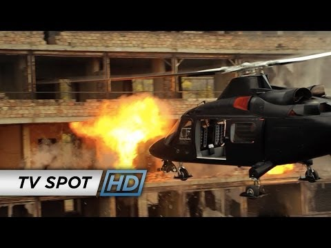 The Expendables 3 Commercial (2014) (Television Commercial)