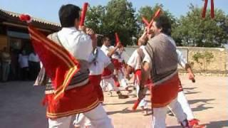 preview picture of video 'La boja - Danses del ball de bastons de Sant Pere de Ribes'