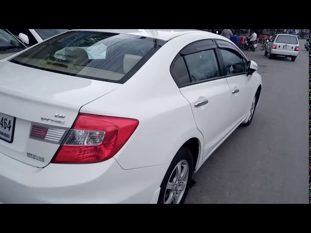 Honda Civic VTi Prosmatec 1.8 i-VTEC 2015 for Sale in Multan
