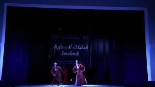Группа Sezen Ta Новосибирск. Raks al malak Smolensk 2016. Гала концерт