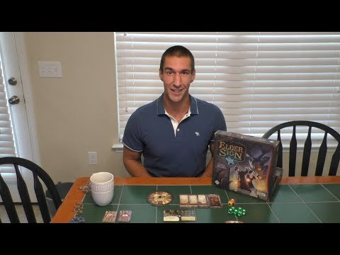 SDG plays Elder Sign