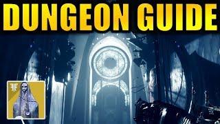 Destiny 2: The SHATTERED THRONE Dungeon Guide! | Forsaken