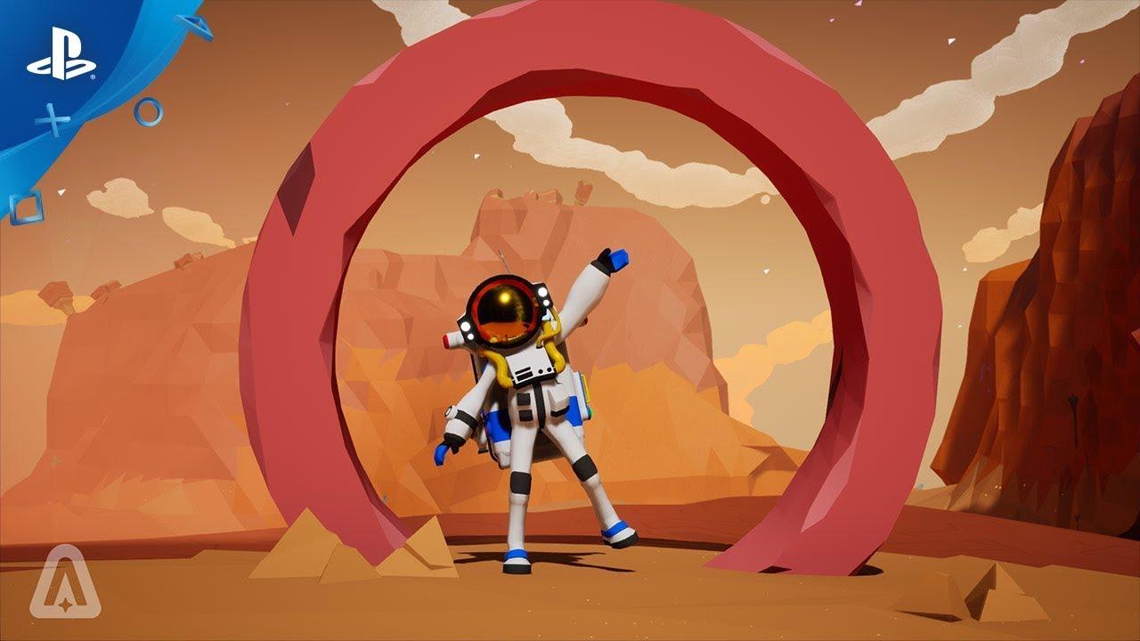 Astroneer es un Sandbox Espacial Co-op que Llegará Pronto a PS4