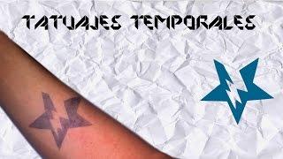 Como Hacer Tatuajes Temporales Con Alcohol Free Video Search Site