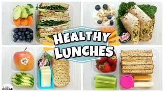My Favorite Lunches  🥪🍎🍓 Healthy Lunch Boxes