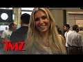 Hot Soccer Wife Arrives in the U.S. | TMZ