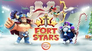 Fort Stars Android iOS Gameplay