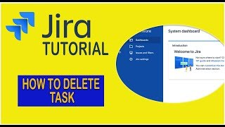 How to delete a task in Jira - Jira Basics Tutorial [2020]