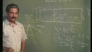Lecture - 5 Voltage Multiplier
