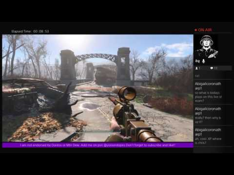 Fallout 4: Quest Mod Playthrough: World to Come (Gojira