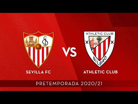 🔴 LIVE – Sevilla FC vs Athletic Club ⚽ Amistosos 2020/21
