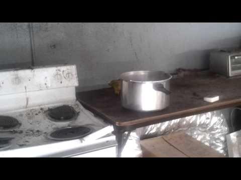 Pressure Cooker plus Moron plus Secret Ingredient...