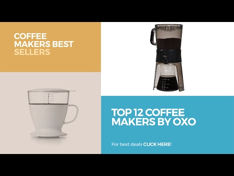 Top 12 Coffee Makers By Oxo // Coffee Makers Best Sellers