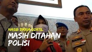 Tri Rismaharini Cabut Laporannya, Zikria Dzatil Masih Ditahan hingga Polisi Belum Keluarkan SP3