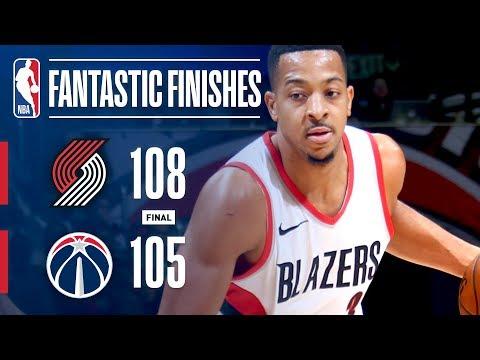 The Portland Trail Blazers' 17-Point 4th Quarter Comeback | November 25, 2017