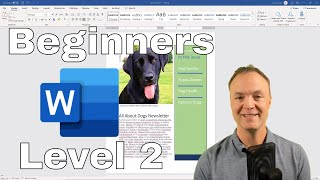 Microsoft Word Tutorial - Beginners Level 2 (WIth Tips and Tricks)
