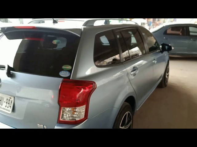 Toyota Corolla Fielder Hybrid 2014 for Sale in Multan