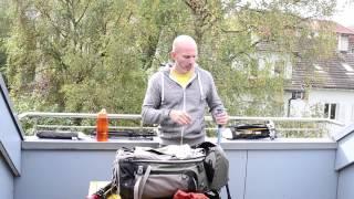Stativ Testbericht und Review: SIRUI T-005X Traveler Light Dreibeinstativ