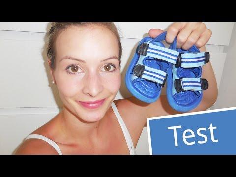 Test: Playshoes Bade-Sandalen