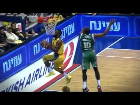 Play of the Night: Jeremy Pargo, Maccabi Electra Tel Aviv