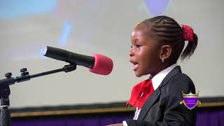 2018 RFA Kindergarten Graduation Speech