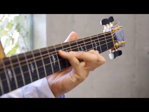 michael jackson thriller acoustic fingerstyle guitar cover by kent nishimura
