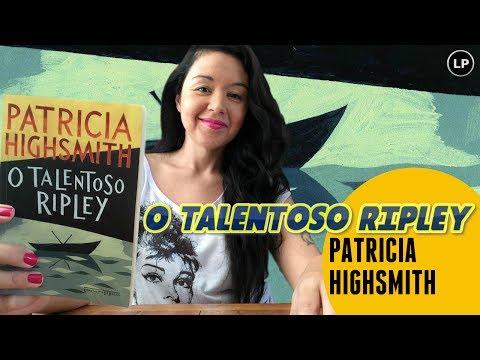 O Talentoso Ripley, de Patricia Highsmith