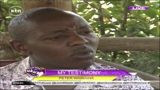 My Testimony: Reformed hardcore robber and drug addict Peter Wainaina speaks about life