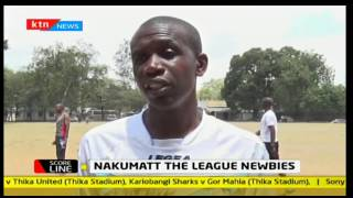 Scoreline: Nakumatt the League newbies - 11/03/2017