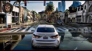 ►GTA 6 Graphics - BMW X6 M 2018 Gameplay! 🔥BEST Graphics ✪ MOD - PC 60FPS GTA V MOD