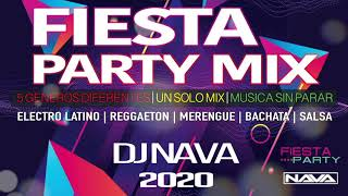 Fiesta Party Mix 2020