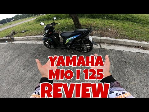 YAMAHA MIO I 125 REVIEW / IMPRESSON / TEST RIDE / KaTrip Moto