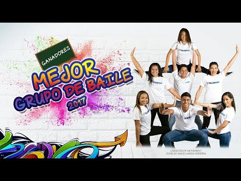 C.O.M. - Mejor Grupo de Baile - Final TALENPRO 2017