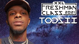 Toosii's 2021 XXL Freshman Freestyle