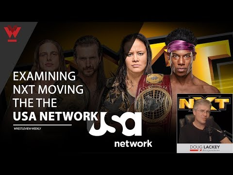 Wrestleview Weekly: NXT to debut on USA Network on September 18